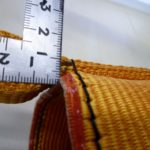 極厚物 縫製しました
